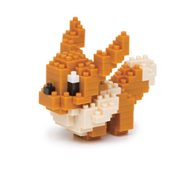 Pokemon Eevee Nanoblock Constructible Figure