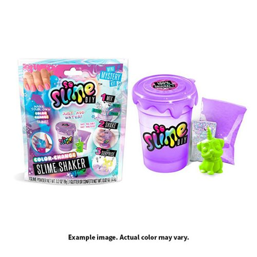 So Slime DIY Shaker Color Change Blind Bag Random 4-Pack