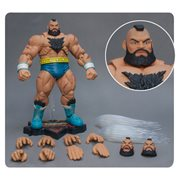 Street Fighter V Zangief Special Edition 1:12 Action Figure