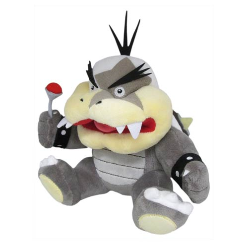 Super Mario Bros. Morton Koopa 9-Inch Plush