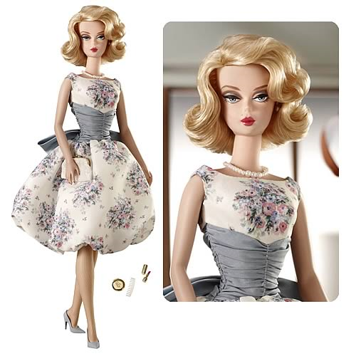 Mad Men Betty Draper Barbie Doll