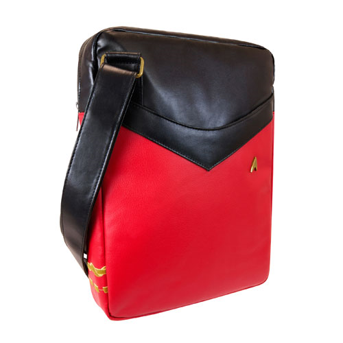 Star Trek: The Original Series Red Uniform Messenger Bag