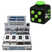Stress Relief Fidget Blocks Display Case