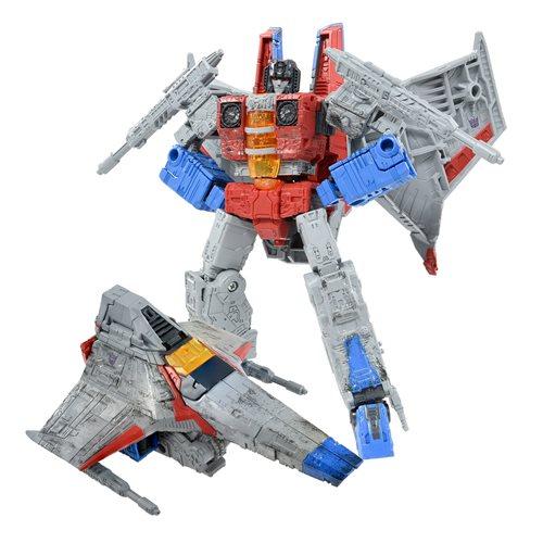 Transformers Premium Finish WFC-04 Starscream