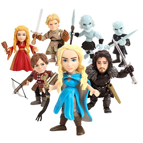 Game of Thrones Action Vinyl Wave 1 Display Box