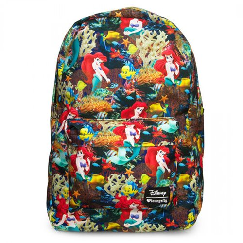 98fcbe6173e The Little Mermaid Ariel Photo Real Backpack - Entertainment Earth