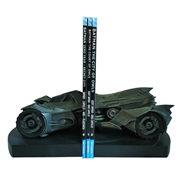 Batman: Arkham Knight Batmobile Statue Bookends - Previews Exclusive