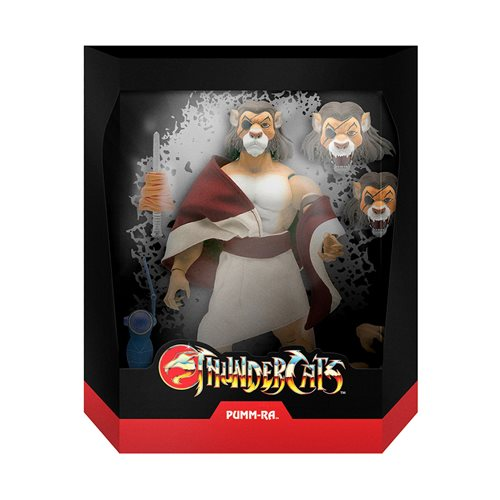 ThunderCats Ultimates Pumm-Ra 7-Inch Action Figure