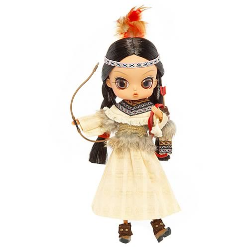 Disney Pullip Peter Pan Byul as Tiger Lily  Fashion Doll
