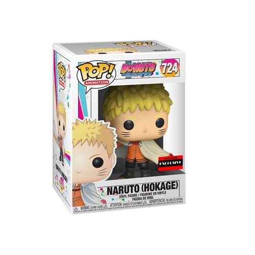 Boruto Naruto Hokage Pop! Vinyl Figure - AAA Anime Exclusive