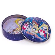 Sailor Moon Sailor Scouts Memo Pad in Skyline Tin