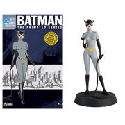 Batman: The Animated Series Series 2 Catwoman Statue with Collector Magazine #5