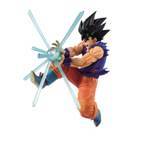 Dragon Ball Z G x Materia The Son Goku Statue