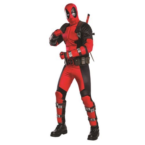 Deadpool Grand Heritage Costume