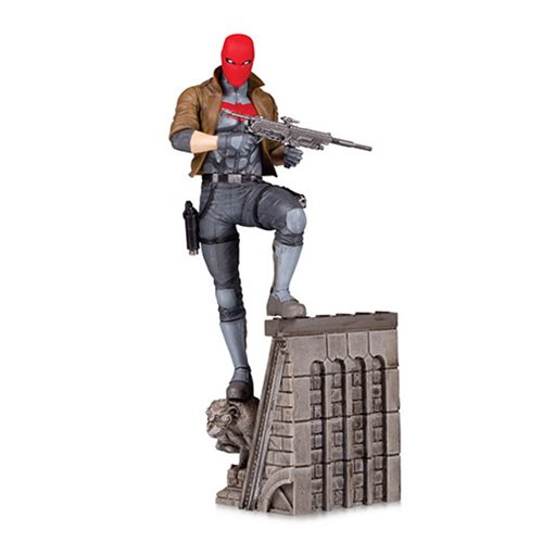 Batman Bat-Family Red Hood Multi-Part Statue