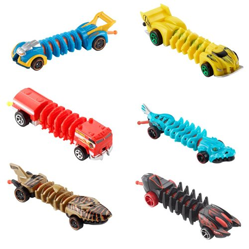Hot Wheels Mutant Machines Vehicles 2020 Mix 2 Case
