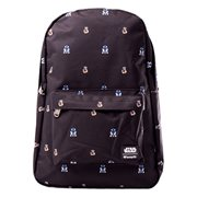 Star Wars BB-8 And R2-D2 Print Backpack