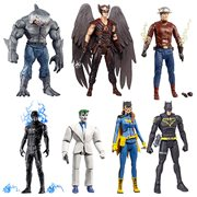 DC Comics Multiverse 6-Inch Action Figure Wave 5 Case