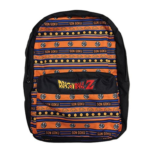 Dragon Ball Z Goku Style Backpack