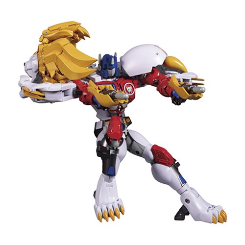 Transformers Masterpiece Edition MP-48 Beast Wars II Lio Convoy