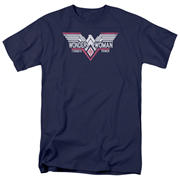 Batman v Superman: Dawn of Justice Wonder Woman Thunder Logo T-Shirt