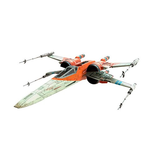Star Wars The Vintage Collection The Rise of Skywalker Poe Dameron's X-Wing Fighter