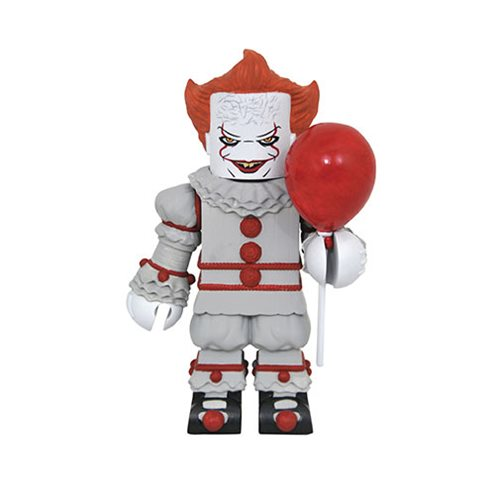 It 2017 Movie Pennywise Vinimates Vinyl Figure