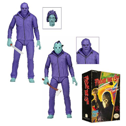 Friday the 13th Video Game Jason Voorhees 7-Inch Scale Action Figure
