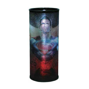 Batman v Superman: Dawn of Justice Together We Fight Cylindrical Nightlight, Not Mint