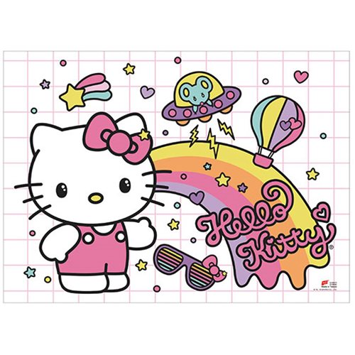 Hello Kitty Kawaii Kitty Wall Scroll