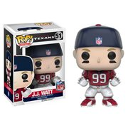 NFL J.J. Watt Wave 3 Pop! Vinyl Figure, Not Mint
