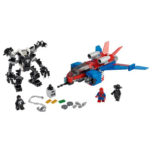 LEGO 76150 Marvel Super Heroes Spiderjet vs. Venom Mech