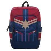 Captain Marvel Suit-Up Backpack