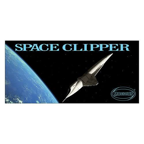 2001: A Space Odyssey Space Clipper Orion 1:144 Scale Model Kit