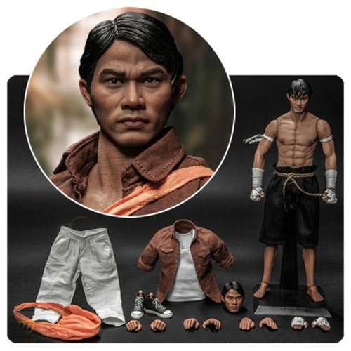 Ong-Bak: The Thai Warrior Ting 1:6 Scale Collectible Action Figure