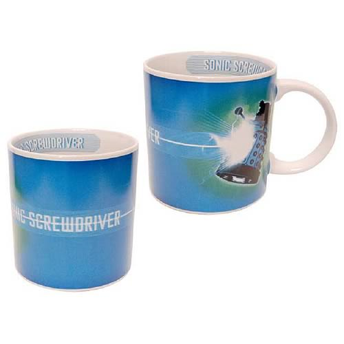 Doctor Who Sonic Screwdriver Mug