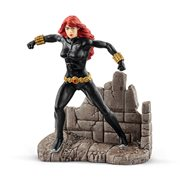 Marvel Classic Black Widow Diorama Collectible Figure #05