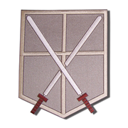 Attack on Titan Cadet Corps Large Patch