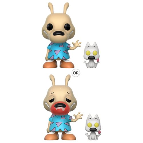 Rocko's Modern Life Rocko and Spunky Pop! Vinyl Figure #320
