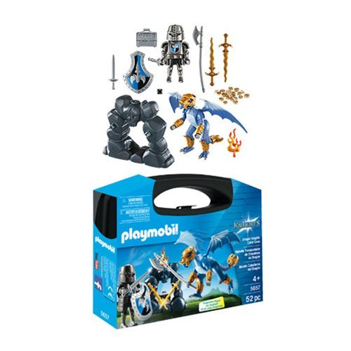 Playmobil 5657 Dragon Knights Carry Case