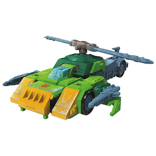 Transformers Generations War for Cybertron: Siege Voyager Springer