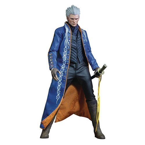 Devil May Cry 3 Vergil 1:6 Scale Action Figure