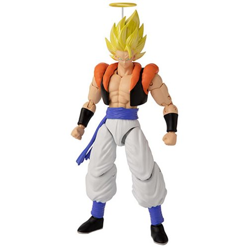 Dragon Ball Stars Super Saiyan Gogeta Action Figure