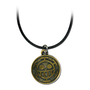 One Piece Pirates of Heart Necklace