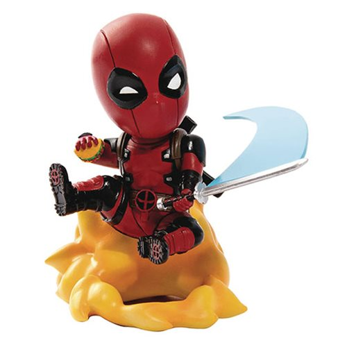Marvel Comics Deadpool Ambush MEA-004 Mini Egg Attack Vinyl Figure - Previews Exclusive