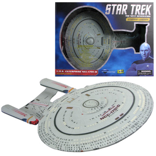 Star Trek The Next Generation Enterprise NCC-1701-D Ship