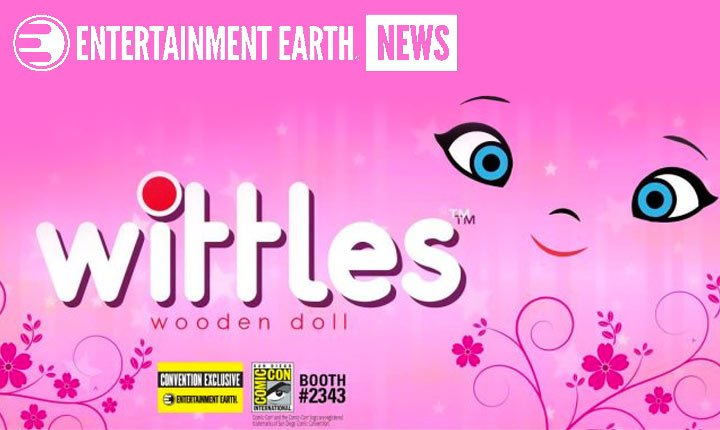 In the news - Wittles Wooden Doll