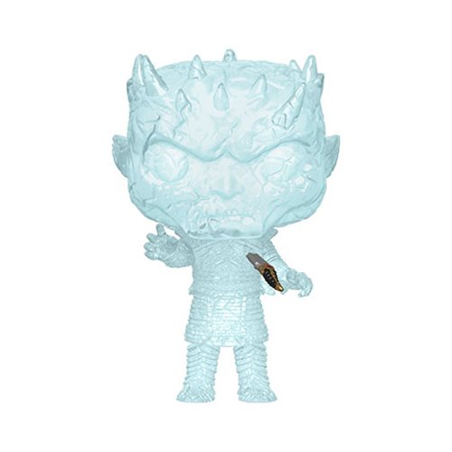 Game of Thrones Crystal Night King with Dagger in Chest S11 Pop! Vinyl Figure