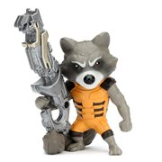 Guardians of the Galaxy Rocket Raccoon 4-Inch Metals Die-Cast Action Figure