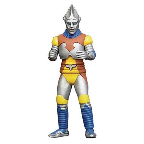 Godzilla Kaiju Series Jet Jaguar 1973 Version Sofubi Vinyl Figure - Previews Exclusive